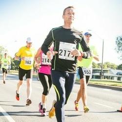 SEB Tallinna Maraton - Piotr Burchard (162), Anna Amburtceva (556), Uno Alliku (2175)