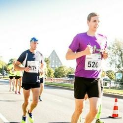 SEB Tallinna Maraton - Arndt Vehlmann (479), Jaakko Sadeharju (520)