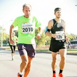 SEB Tallinna Maraton - Artjom Vakulenko (1261), Erik-Voldemar Üprus (2010)