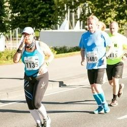 SEB Tallinna Maraton - Helle Persitski (1135), Arto Suninen (1489)