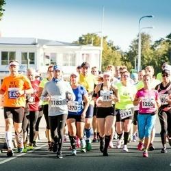 SEB Tallinna Maraton - Viktorija Oks (1117), Martin Kukk (1183), Marilyn Jurman (1265), Margit Partei (1370), Arro Kati (2114)