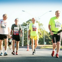 SEB Tallinna Maraton - Harald Sel (1194), Audun Skryten (1195), Tom Hetland (1266), Aadi Remmik (1450)