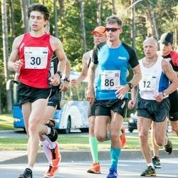 SEB Tallinna Maraton - Ago Veilberg (12), Allan Männi (30), Morten Sætha (86), Karl-Rauno Miljand (90)