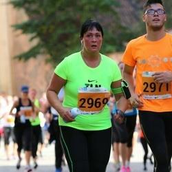 SEB Tallinna Maraton - Tatjana Aleksejeva (2969), Artjom Poljak (2971)