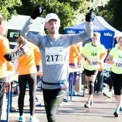 SEB Tallinna Maraton - Karin Sangla (1095), Raivo Sammel (1759), Carl-Hans Sammel (1760), Meelis Kolk (2173)