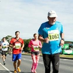 SEB Tallinna Maraton - Andres Soosaar (1062), Artur Müür (2389)