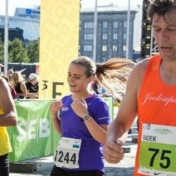 SEB Tallinna Maraton - Radek Küttis (75), Anni Adamson (1244)