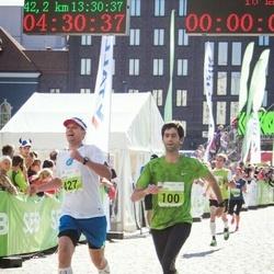 SEB Tallinna Maraton - Miguel Pereira Alves Ferreira (100), Artur Praun (427)