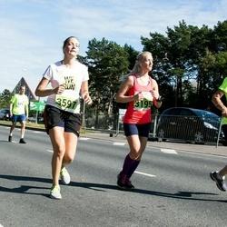 SEB Tallinna Maraton - Evelin Kisand (3195), Nadezda Rydkaya (3343), Brenda Roosimaa (3597)