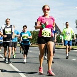 SEB Tallinna Maraton - Tanel Vichterpal (971), Meliko Siniorg (1008), Agnes Siniorg (2298), Tiivi Püvi (3216)