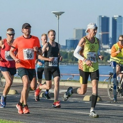 SEB Tallinna Maraton - Aigar Ojaots (85), Andris Leja (179), Jere Lallo (1656)