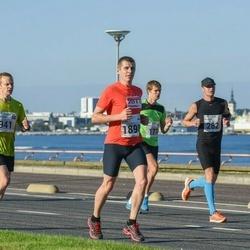SEB Tallinna Maraton - Christian Gunnarsson (941), Alar Rähn (1898)