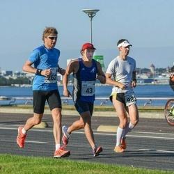 SEB Tallinna Maraton - Andre Abner (43), Indrek Tikva (262), Mihhail Bõtškov (983)