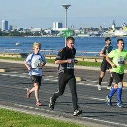 SEB Tallinna Maraton - Birgi Putkonen (540), Stenver Matt (608), Cristo Kahro (1558)