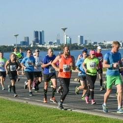 SEB Tallinna Maraton - Armin Allmäe (346), Tuula Jakovuori (643), Rebecka Tulkiewicz (741), Maaris Purinš (968), Ahto Vegmann (1868)