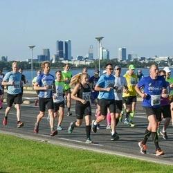 SEB Tallinna Maraton - Armin Allmäe (346), Rebecka Tulkiewicz (741), Mart Laid (840), Jussi Tamminen (877)