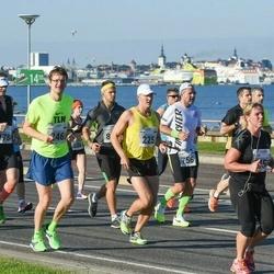 SEB Tallinna Maraton - Henri Kaljumäe (225), Raido Kukk (246), Agur Jõgi (756)