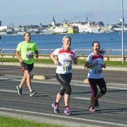 SEB Tallinna Maraton - Kristiina Viira (1795), Maris Aagver (1796)