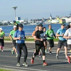 SEB Tallinna Maraton - Ari Setälä (865), Indrek Lindsalu (1048)