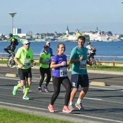 SEB Tallinna Maraton - Alo Lengert (1226), Anni Adamson (1244), Tarmo Kuurmaa (2099)