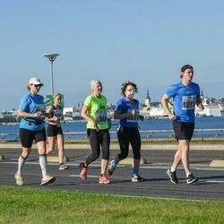 SEB Tallinna Maraton - Priit Gross (1273), Anne-Ly Lään (1848), Aet Kull (2031)