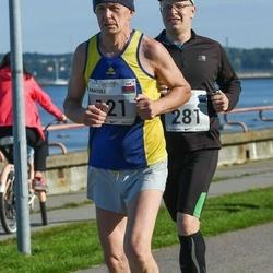 SEB Tallinna Maraton - Anatoli Klisheuski (121), Sander Pihlak (281)