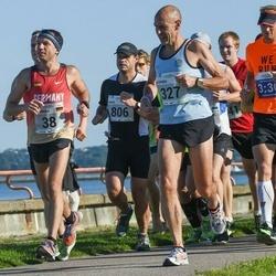 SEB Tallinna Maraton - Alexander Roeder (38), Stephen Brown (327), Raiko Tutt (806)