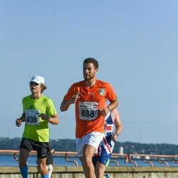 SEB Tallinna Maraton - Jonathan Arkhurst (888)