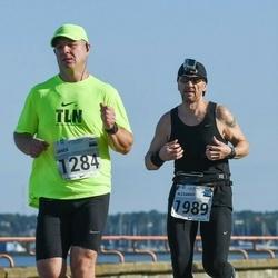 SEB Tallinna Maraton - Janek Mõndresku (1284), Alexander Tikhonov (1989)