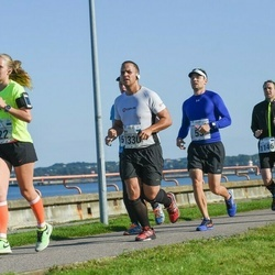 SEB Tallinna Maraton - Cathy-Liis Suurkivi (822), Andre Lall (1330)