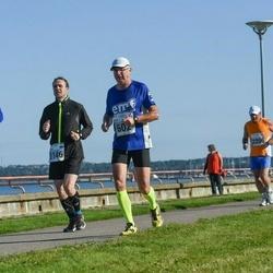 SEB Tallinna Maraton - Ilkka Westling (53), Ailar Limmer (602), Artur Telling (1146)