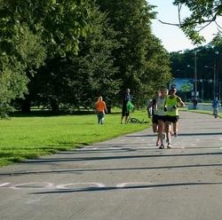 SEB Tallinna Maraton - Heinar Vaine (3), Kaupo Sasmin (5)