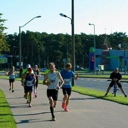 SEB Tallinna Maraton - Andre Abner (43), Indrek Tikva (262), Hans Jagor (481)