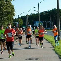 SEB Tallinna Maraton - Kalev Käosaar (195), Martin Taska (834)