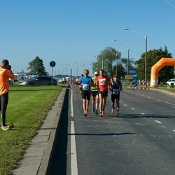 SEB Tallinna Maraton - Andre Abner (43), Indrek Tikva (262)