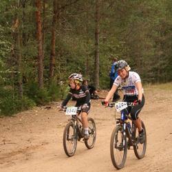 SEB 15. Tartu Rattamaraton - Artur Kupp (5542), Mari Taal (6262)