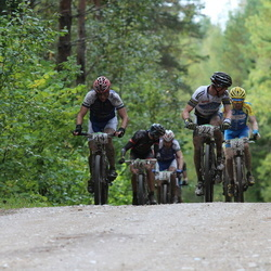 SEB 15. Tartu Rattamaraton - Caspar Austa (2), Peeter Pruus (14), Raido Kodanipork (22)