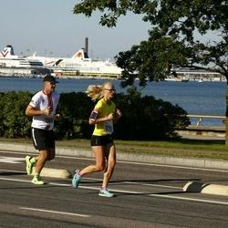 SEB Tallinna Maraton - Armin Tänav (380), Katrin Koor (779)