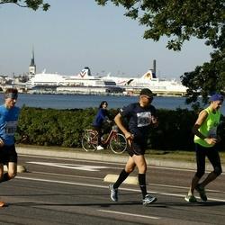 SEB Tallinna Maraton - Jari Hautaniemi (630), Ari Tanskanen (1851)