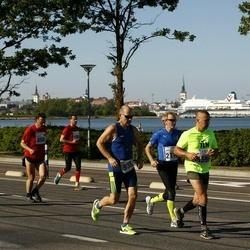 SEB Tallinna Maraton - Jörg Quentin (938), Ando Mesi (1596)