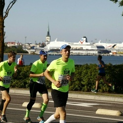 SEB Tallinna Maraton - Taavi Pärn (1329), Carl-Hans Sammel (1760)