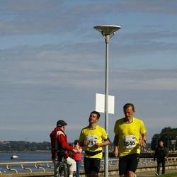 SEB Tallinna Maraton - Arles Taal (1791), Kaupo Tiislär (1846)