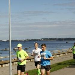 SEB Tallinna Maraton - Benno Ridala (600), Kristjan Tammsaar (1323)