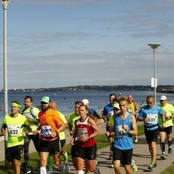 SEB Tallinna Maraton - Brent Pere (45), Kaarel Kuusk (432), Mairolt Kakko (537)