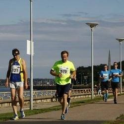 SEB Tallinna Maraton - Anatoli Klisheuski (121), Peedu Sula (670)