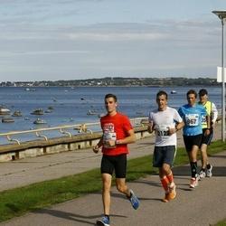 SEB Tallinna Maraton - Andre Petraudze (404), Mart Salusaar (2122)