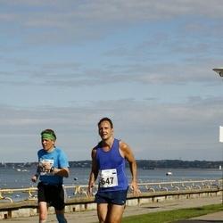SEB Tallinna Maraton - Kalju Hanni (647), Arto Kauhanen (2052)