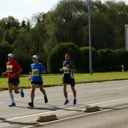 SEB Tallinna Maraton - Aleksandr Morjakov (21), Christjan Lään (146), Andero Sopp (267)