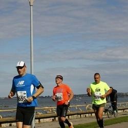 SEB Tallinna Maraton - Rauli Ekholm (860), Ando Mesi (1596), Argo Sikk (1655)