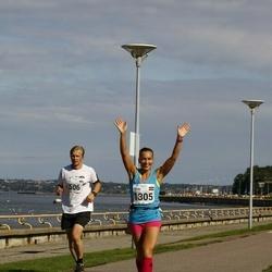 SEB Tallinna Maraton - Evelina Parhomenko (1305)